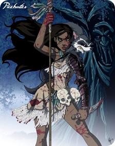 08 Pocahontas