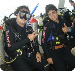 Meu irmão e eu, 2007/Guarapari
